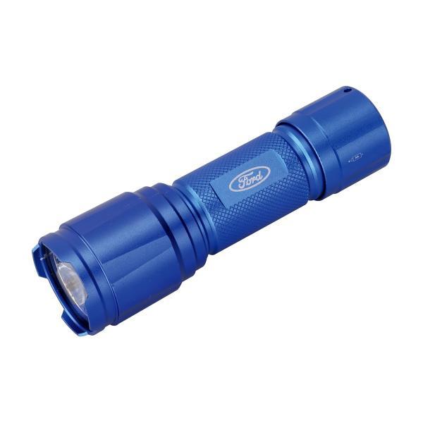 Flashlight 250 Lumen, High/Low Mode (Menards)