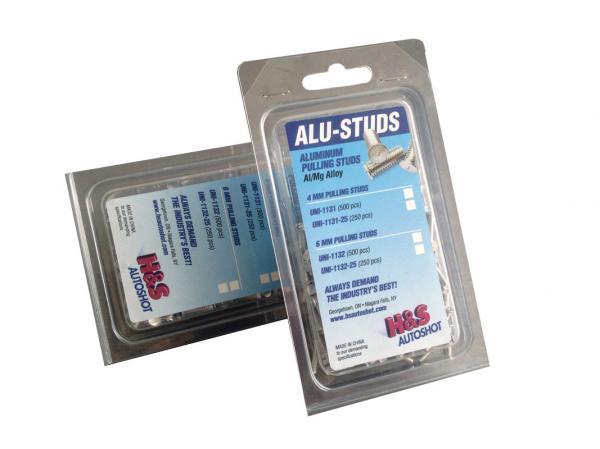 UNI-STUD AL/MG 6.0 MM 250