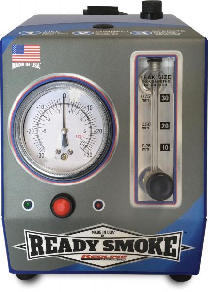 READY SMOKE LEAK DETECTOR
