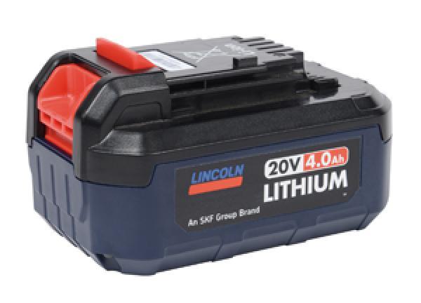 20V High-Amp Lithium Ion