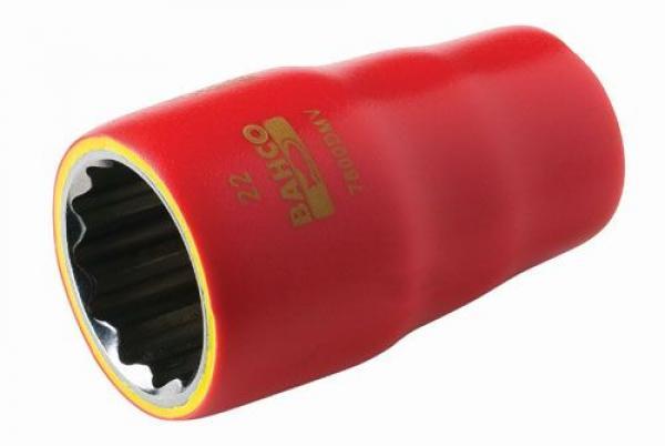 1000V 1 3/16 12 Point Shallow Socket 1/2 Drive