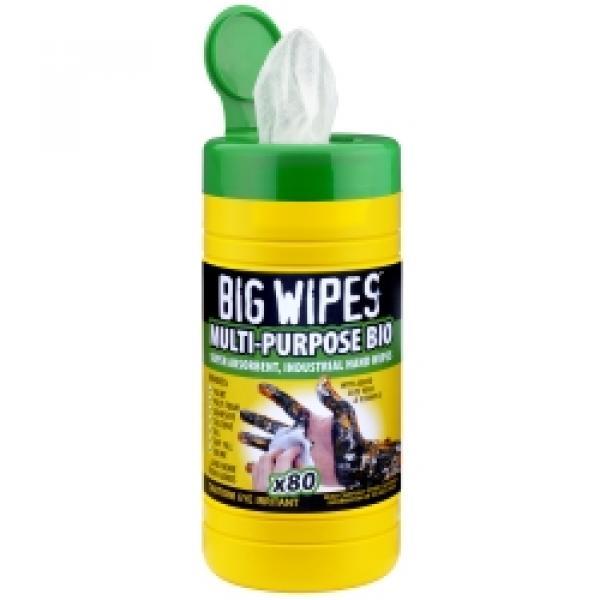 BIG WIPES Multi Purpose Bio 80 CT
