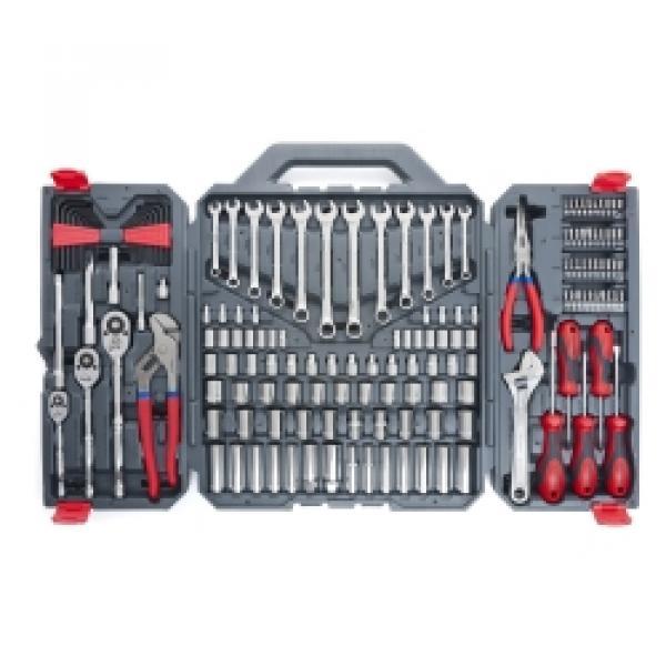 Set,Mechanics Tools,170Pc