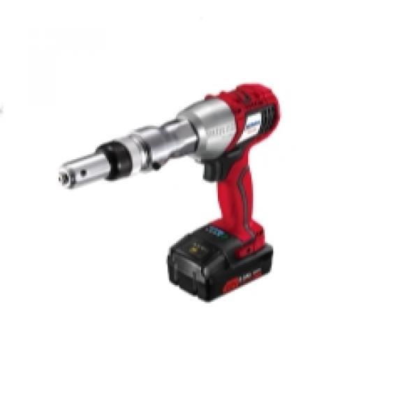 Li-ion 20V BRUSHLESS Riveting Tool w/auto reverse