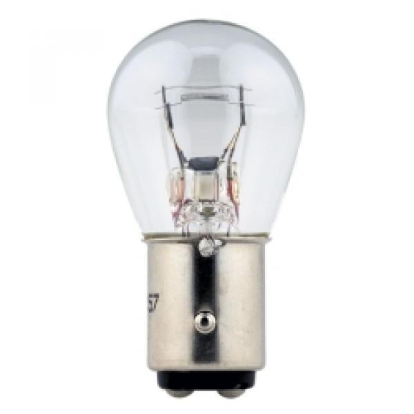 Bulb 12.8/14V 2.1/.59A S-8 DC Index Base (2 BP)