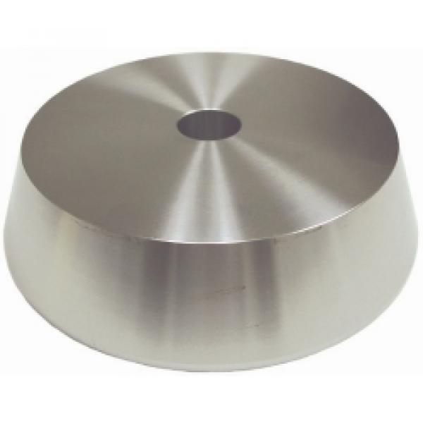 """(A6)Centering Cone (5 7/8"""" - 7 7/8"""") 1"""" Bore"""