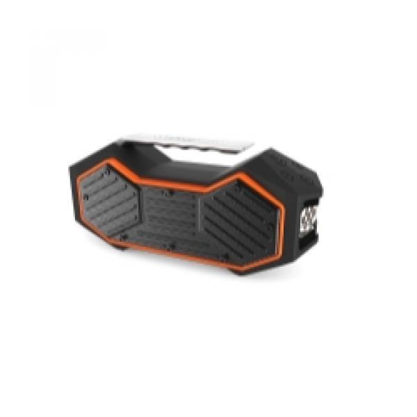 Tough Tested Job Site HD BT Speaker w/light