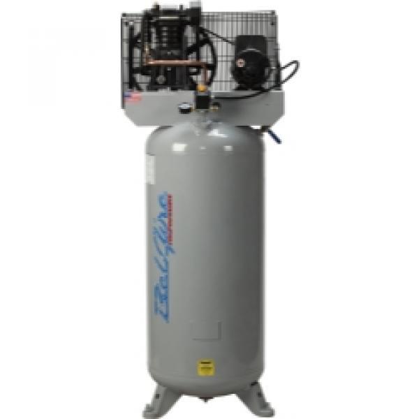 5hp 80 gallon 2 stage compressor 230V 1 phase