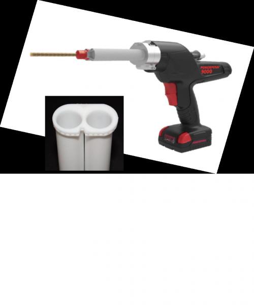 PowerPush ® 12 V Dispenser PP9000 50