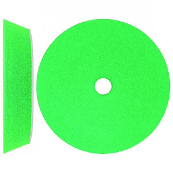 7IN DIA 1.25IN GREEN BUFF