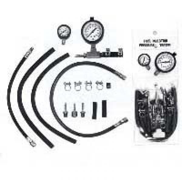 fuel system restriction test gauge