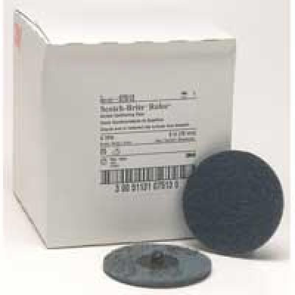 "3M™ 7486 Scotch-Brite™ Roloc™ Conditioning Disc 3/"" Medium 25 per box"