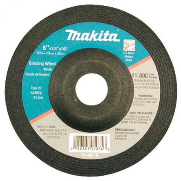Grinding Wheel - 7In x 1/4In x 7/8In