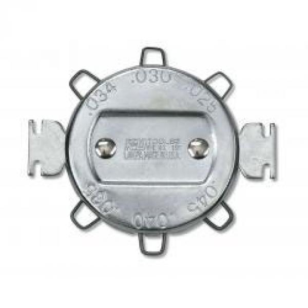 Spark Plug Gap Wire Gauge - 0.025 to 0.045 Inch KDT166