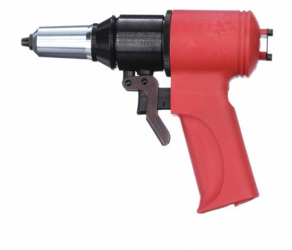 Air Hydraulic Powered Power Set Pneudraulic Riveter Rivet Gun