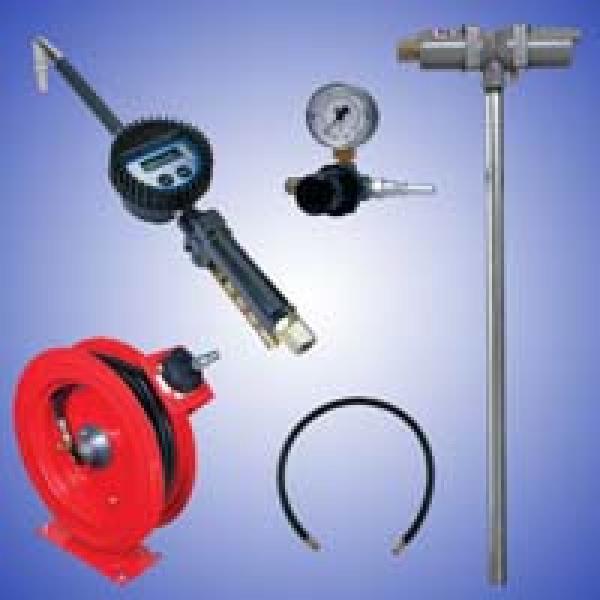 Lincoln 4482 Pump Reel And Meter Package Lin4482