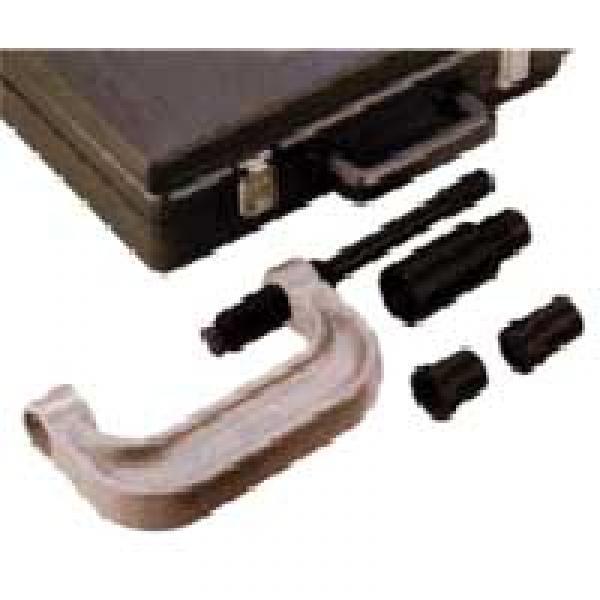 Brake Bushing Tool : Receiving tube for ot brake anchor pin and bushing