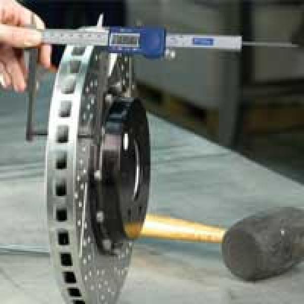 Brake Rotor Measuring Tool : Extended range brake drum rotor measuring kit