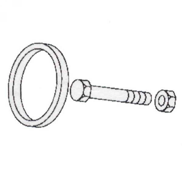 OTC 307-227 Clutch Drum Remover Installer T89T-70010-E