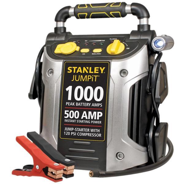 500 Amp Jumper w/Compressor