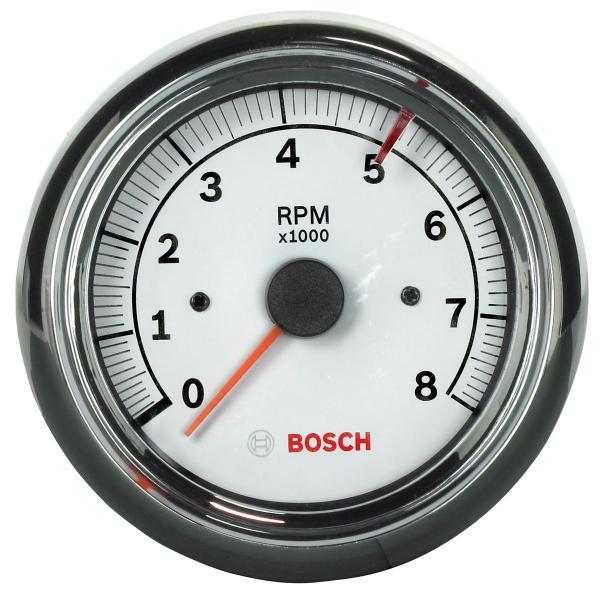 "BOSCH FST 7903 TACH 3-3/8"" WHITE/CHROME"
