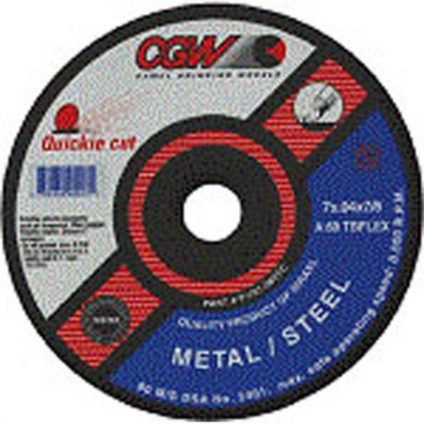 """Cutoff Wheel 4 x .040 x 5/8"""""""