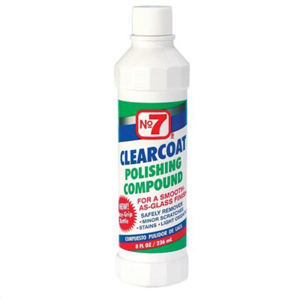 Polishing Compound 8oz 12pk