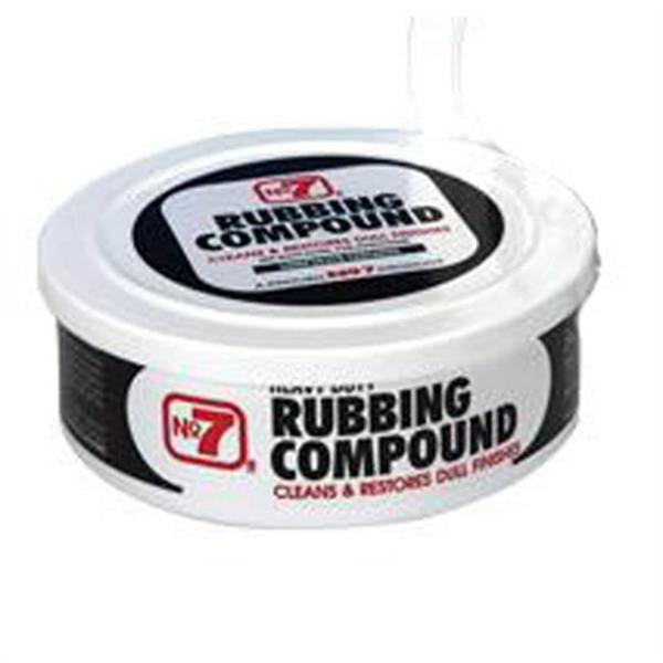 Rubbing Compound 10oz 12pk