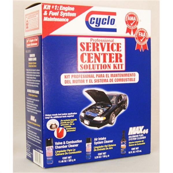 Eninge & Fuel System Maint 6pk