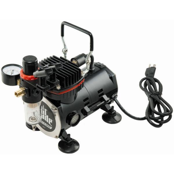 DGR-518-1 AirBlade Compressor w/Regulator 1/8 Hp