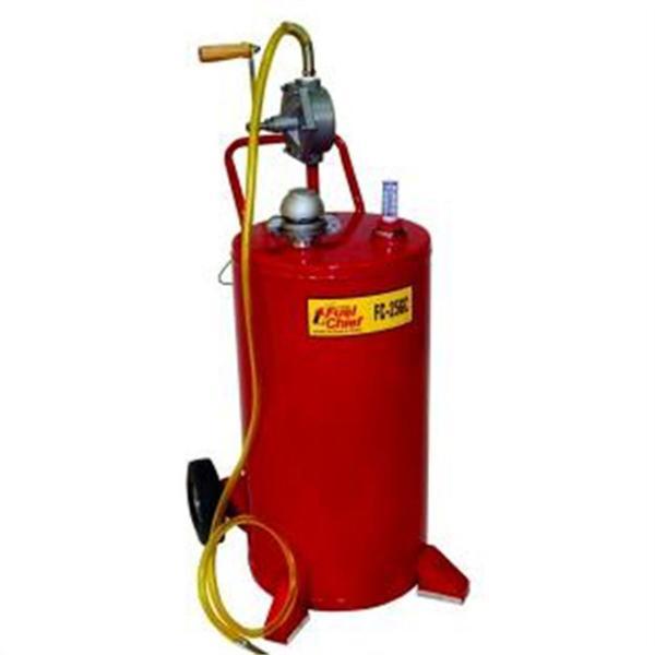 Fuel Chief 25 Gallon Steel Gas Caddy - UL Listed