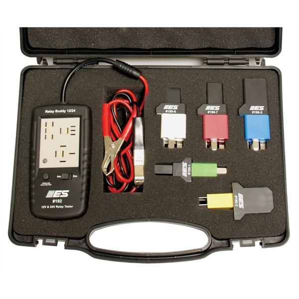 Diagnostic Relay Buddy 12/24 Pro Test Kit