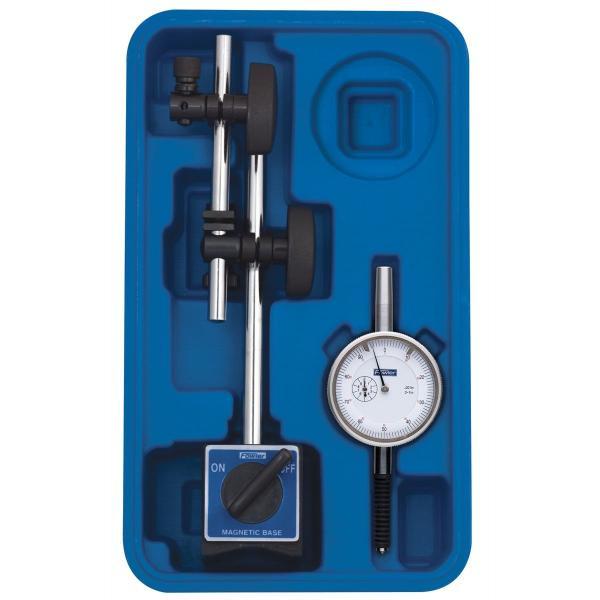 Mag Base w/ Fine Adjust & Water Res Indicator