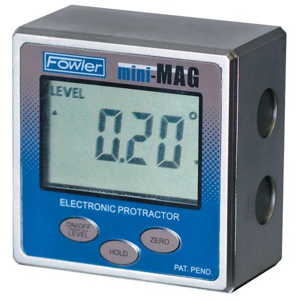 Mini Mag Protractor