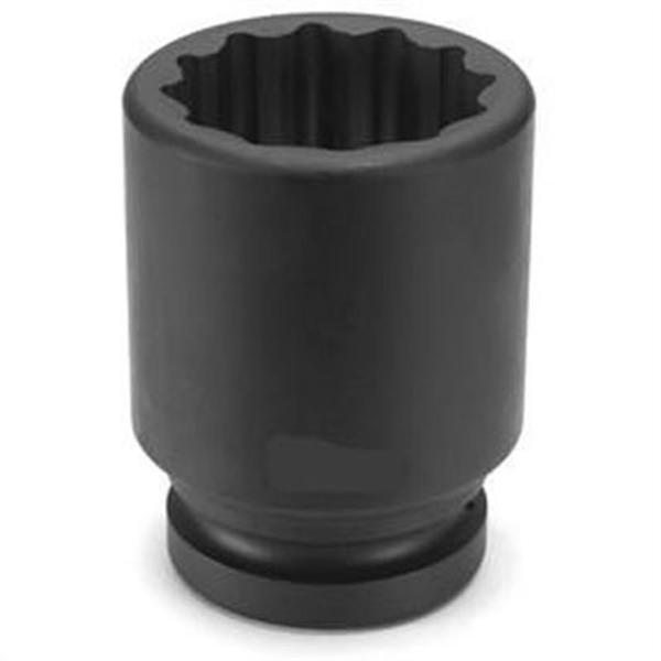 SUNEX TOOLS 3/4 Dr Impact Socket 49mm 449M Automotive