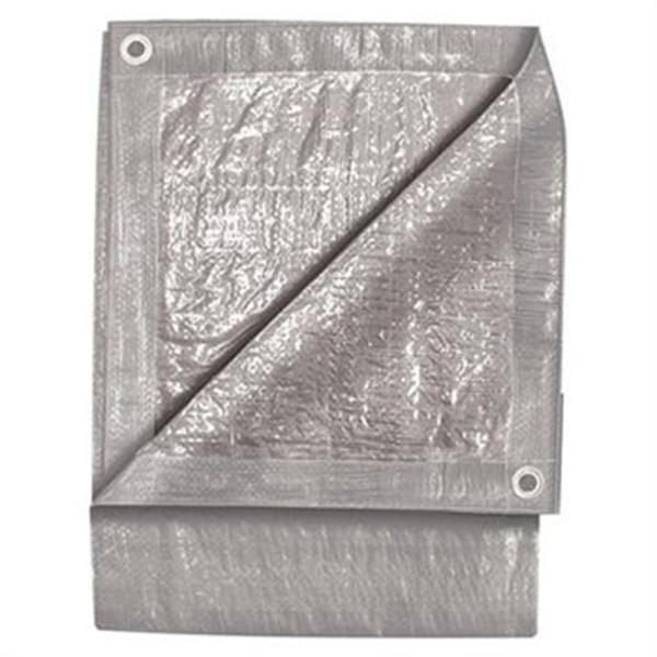 9' x 12' Silver Tarp