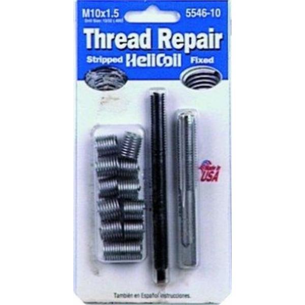 heli coil 5546 12 metric coarse thread repair kit m12x1. Black Bedroom Furniture Sets. Home Design Ideas