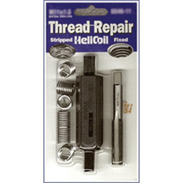 heli coil 5546 8 metric coarse thread repair kit thread. Black Bedroom Furniture Sets. Home Design Ideas