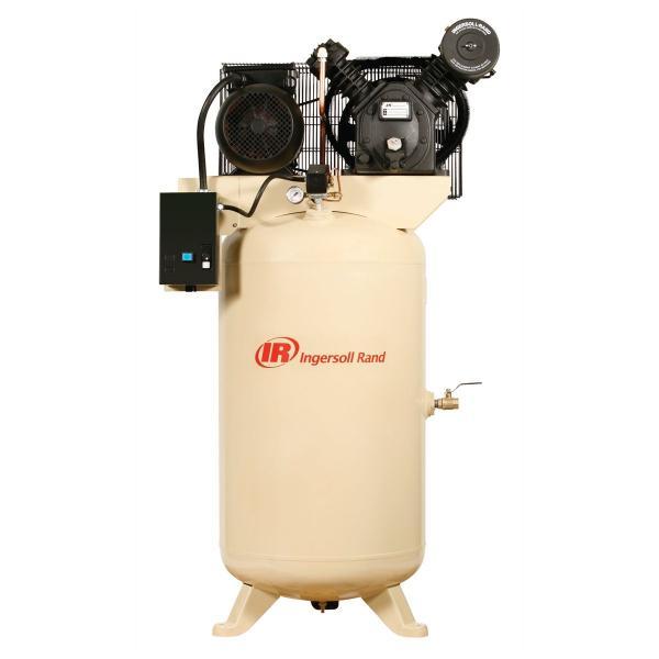 7.5 HP 80 Gallon Air Compressor - 24 CFM 175PSI
