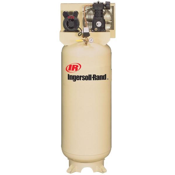 3 HP 60 Gallon Air Compressor - 10.3 CFM 135PSI IRCSS3L3