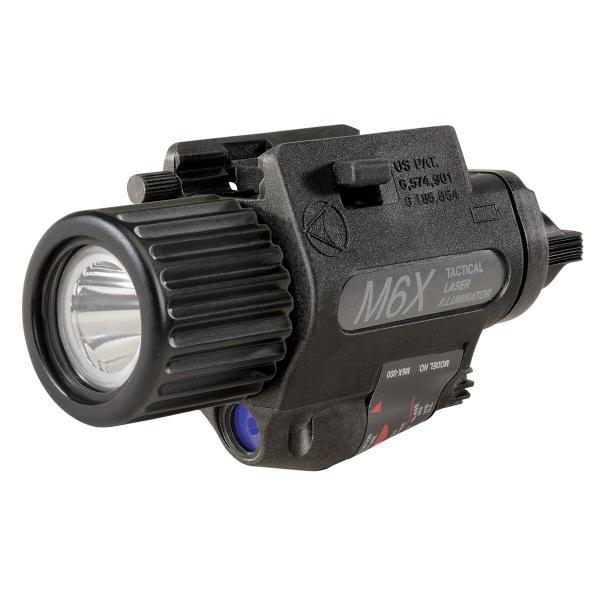 M6X LED, Slide-Lock, Pistol, Glock