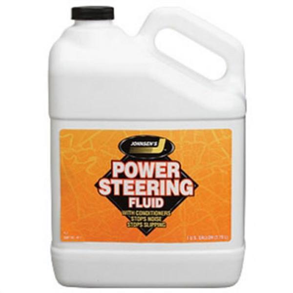 Power Steering Fluid 1Gal 4pk