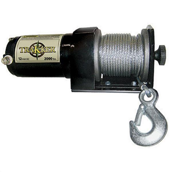 ELECTRIC WINCH 2000LB 12V