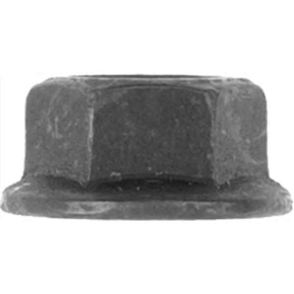 1.50MM-MET HEX FLANGE NUT CLMSHL (4 PCK)