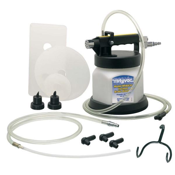 Oil Evacuator Pump Kit #MV7300 MityVac 2.3 Gallon Pneumatic Fluid