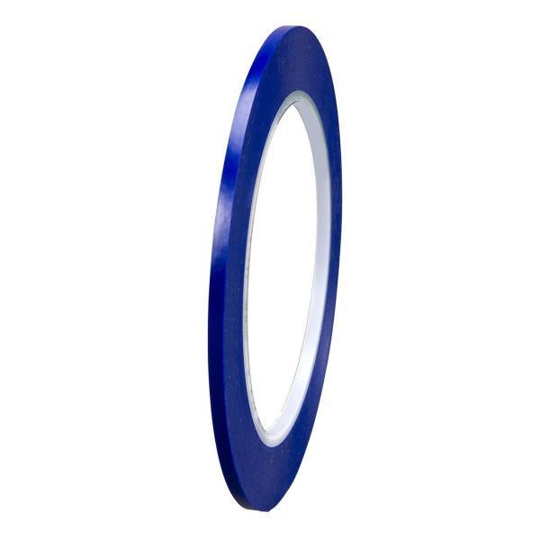 Scotch Plastic Tape 471 Blue - 1/8 In x 36 Yds