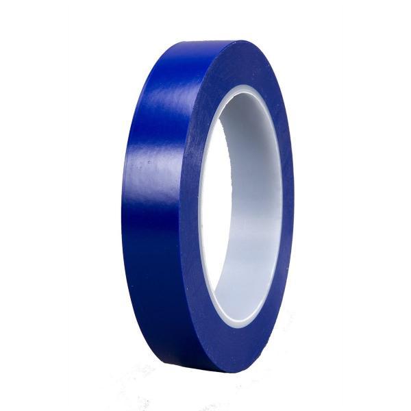 Scotch Plastic Tape 471 Blue - 1/2 In x 36 Yds