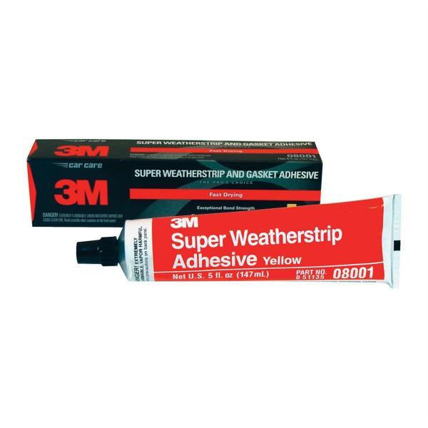 Super Weatherstrip Adhesive - 5 Oz