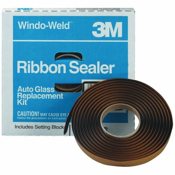 "Windo-Weld Round Ribbon Sealer, 3/8"""
