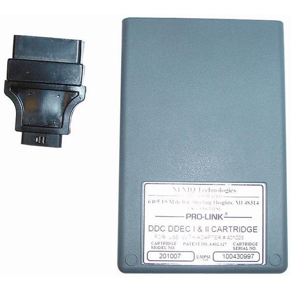 Nexiq Pro-Link Detroit Diesel DDC DDEC I//II Cartridge 208026